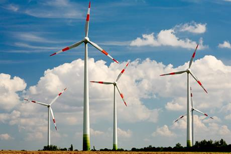 More than 800MW was contracted in Germany's first onshore wind auction (pic: Enercon)
