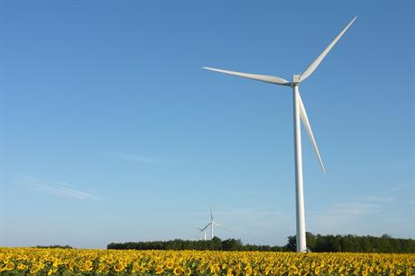 Voltalia's operating portfolio includes the 12MW La Faye project in western France