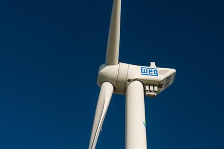 WEG is planning to produce and market its 2.1MW turbine in India