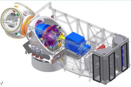 The 5.5MW machine has been designed by AMSC