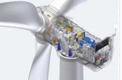 AMSC's 2MW turbine design