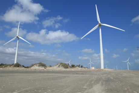 Brazil's wind power growth has outstripped transmission capacity