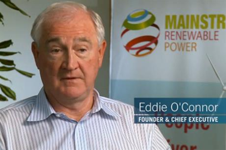 Mainstream CEO Eddie O'Connor, described the deal as a 'game changer'