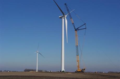 Vortex generators from 3M will be installed on EDF Renewable Services' fleet
