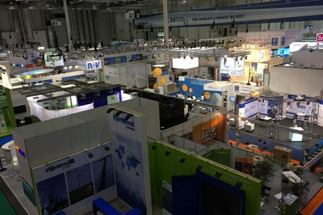 WindEnergy Hamburg takes place from 27-30 September