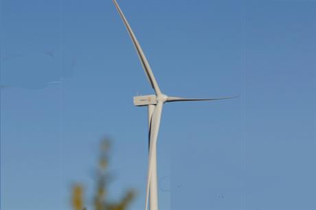 The Gamesa G114 turbine