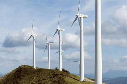 Algeria's only wind project uses Gamesa 850kW turbines