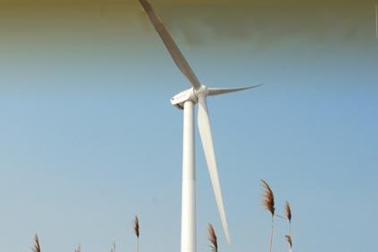A Goldwind 2.5MW turbine