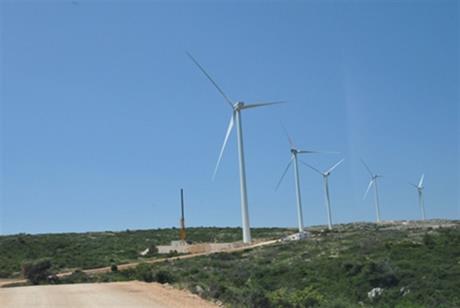 Terna owns the Krekeza Mougolios project in Greece