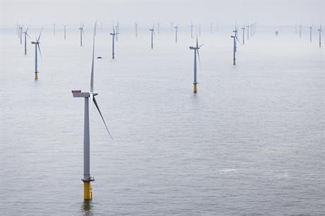 Offshore wind will continue to play a role in the UK's industrial strategy