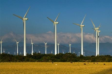 Mexico is set to triple its wind capacity