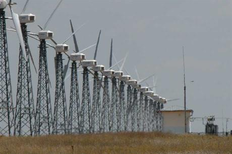 Crimean projects include the 21MW Mirnovskaya wind farm in west Crimea