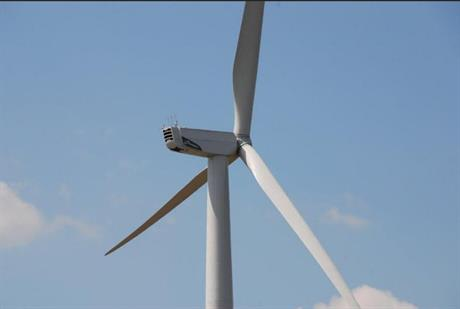 The project will use Nordex N90 turbines
