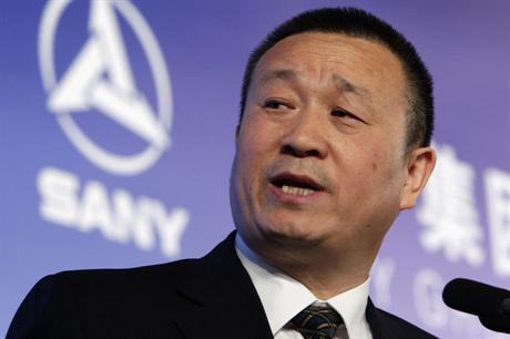 Ralls CEO Wu Jialiang