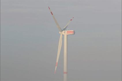 Repower's 6M turbine