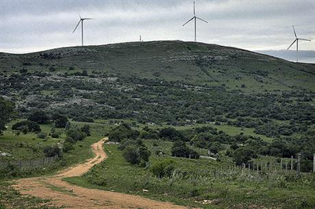 Uruguay is expected to have 450-500MW installed by the end of the year