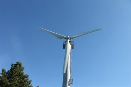 A Bonus B30/15 for sale on Wind-turbine.com for €28,000