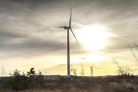 The power mode could be used on Vestas' V126-3.3MW turbine