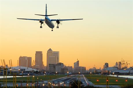 London City Airport: expansion approved