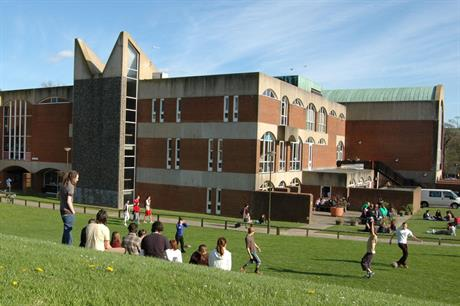 University: planning degree applications up