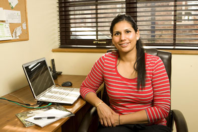Dr Kular: a part time salaried post allows her to spend time on pursuits outside medicine