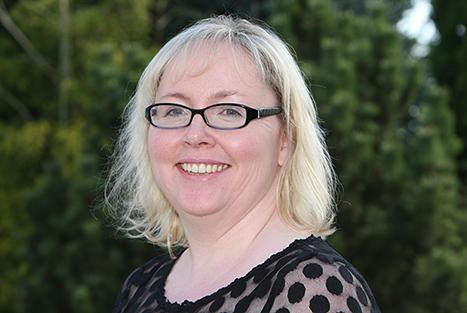 Dr Charlotte Jones, chair, GPC Wales