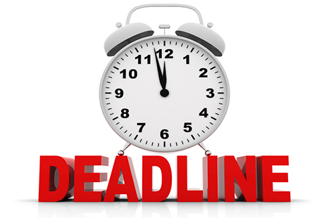 Deadlines are fast approaching (Picture: iStock)