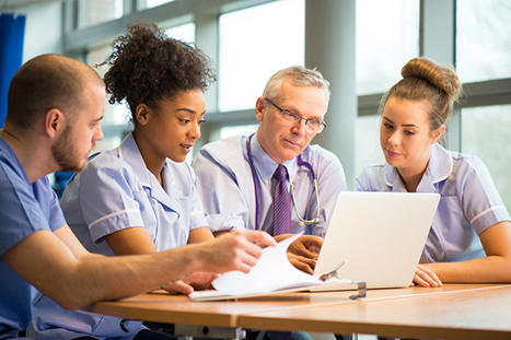 Invest time and resources to develop staff roles across practices (Picture: iStock)