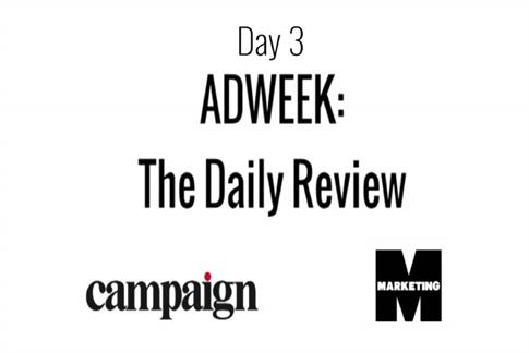 The Daily Review Show from Advertising Week Europe 2015: Day Three