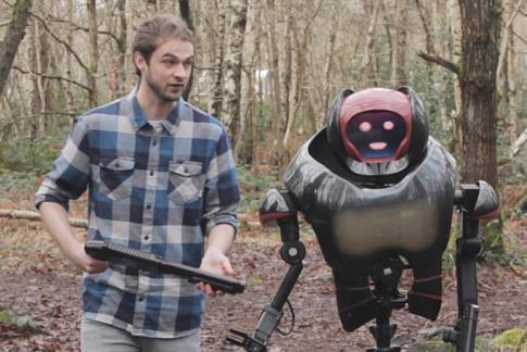 Meet the world's first AI gamer