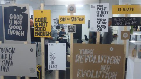 Judges rail against 'sexed up' work at D&AD open sessions