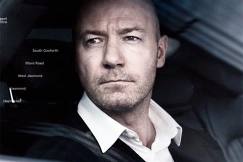 Alan Shearer features in latest Barclays Premier League ad