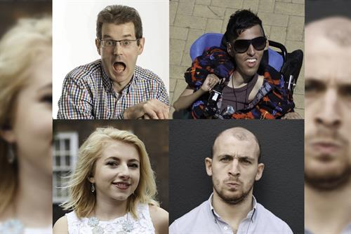 Disability in the workplace: meet four people who have risen to the challenge