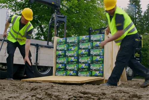 Carlsberg falls foul of ad watchdog after taking booze to a building site