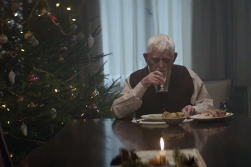 German supermarket Edeka tugs heartstrings with emotional Christmas ad