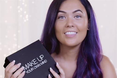 Avon recruits beauty bloggers and issues 'make up your own mind' challenge