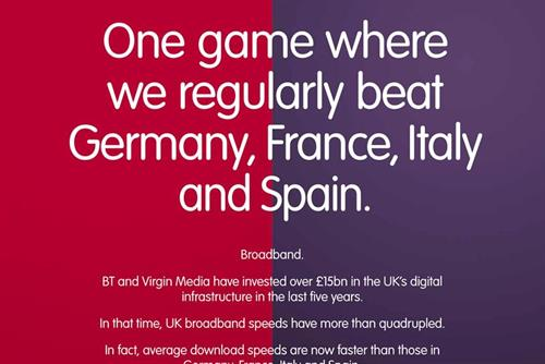 Virgin Media brings together UK and Ireland sales teams