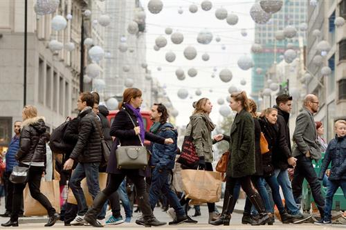 Consumer confidence rebounds after Brexit slump