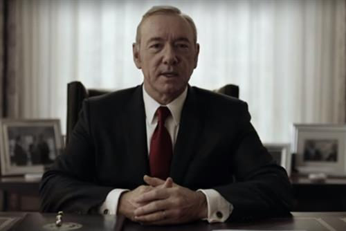 House of Cards 'political ad' wins Integrated Grand Prix at Cannes for BBH