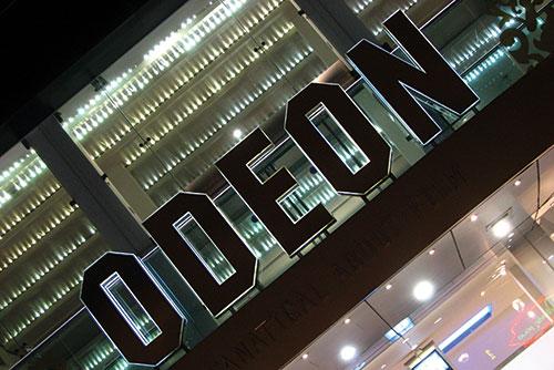 Rufus Leonard picks up Odeon brand identity brief