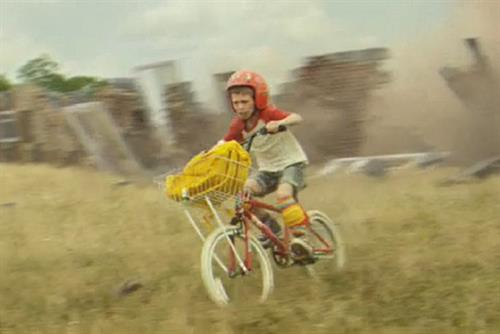 Hovis brings back 'boy on a bike' for adventure scene
