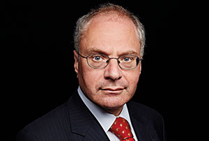 What's an ex-British diplomat doing heading Tata in Europe?