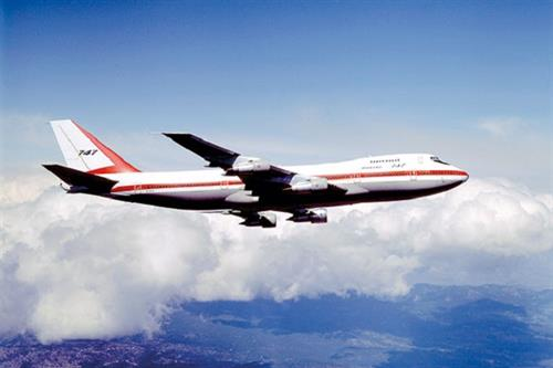 The Boeing 747 is heading for retirement