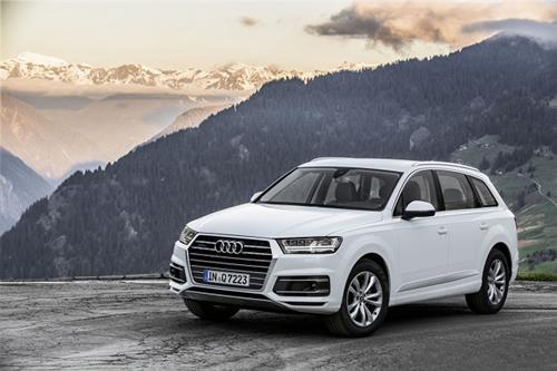 Review: The Audi Q7