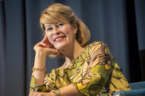 Amanda McMillan, AGS Airports: 'Boring boards will put women off'