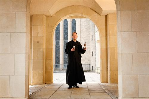 Meet the monks who mean business