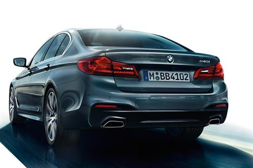 Car review: BMW 5 Series