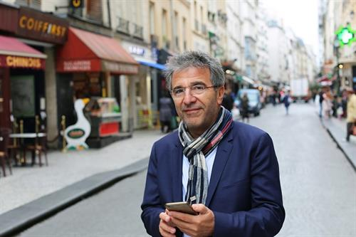 Meet the French entrepreneur bringing romance back to online dating