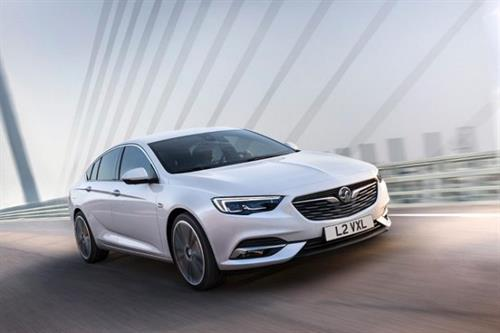Introducing the new Insignia Grand Sport