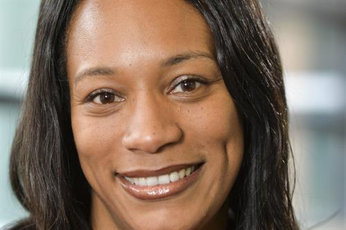 Jennifer Thomas, Direct Line: 'There's no-one who looks like me in insurance'